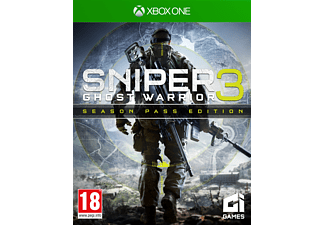 Sniper Ghost Warror 3 Limited Edition Xbox One