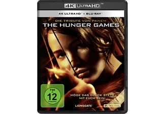 Die Tribute von Panem - The Hunger Games - (4K Ultra HD Blu-ray + Blu-ray)