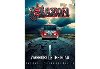 Saxon - Warriors of the Road (CD + DVD)