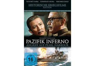 Pazifik Inferno - Angriff auf Pearl Harbour - (DVD)