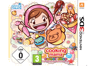 Cooking Mama - Sweet Shop! [Nintendo 3DS]