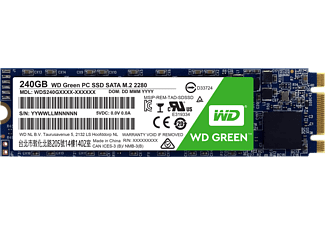 WESTERN DIGITAL WD Green SSD 240GB (WDS240G1G0B)