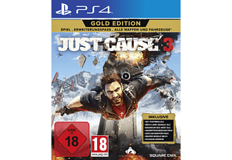 Just Cause 3 (Gold Edition) - PlayStation 4