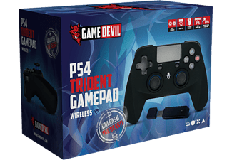 GAMEDEVIL Trident Wireless Gamepad Handkontroll