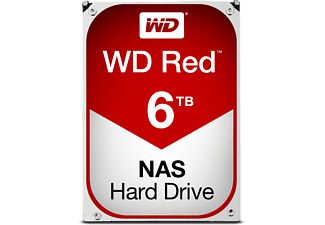 WESTERN DIGITAL WD Red 6TB (WD60EFRX)