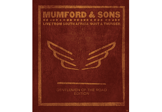 Mumford & Sons - Live In South Africa: Dust And Thunder - (Blu-ray + CD)