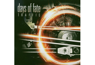 Days Of Fate - Traffic - (CD)