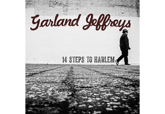 Garland Jeffreys - 14 Steps To Harlem - (Vinyl)