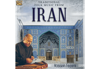 Hossein Farjami - Traditional Folk Music From Iran - (CD)