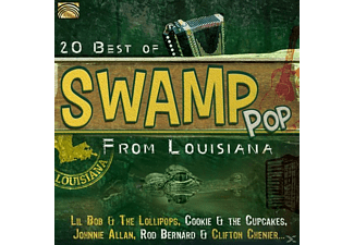 VARIOUS - 20 Best Of Swamp Pop From Louisiana - (CD)