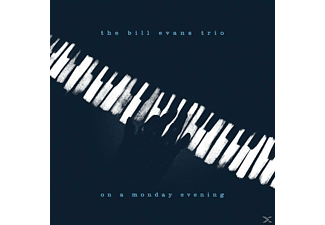 Bill Trio Evans - On A Monday Evening - (Vinyl)