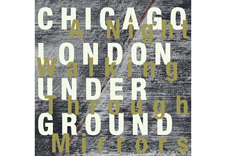 Rob Chicago-london Underground/mazurek - A Night Walking Through Mirrors - (CD)