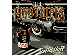 The Pinstripes - Gotta Roll (Lim.Ed.) - (Vinyl)
