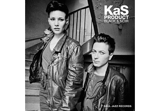 Kas Product - Black & Noir - (CD)