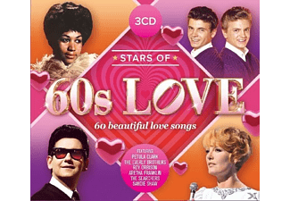 VARIOUS - STARS OF 60S LOVE - (CD)