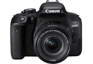 CANON EOS 800D  EF-S18-55mm F/4-5.6 STM