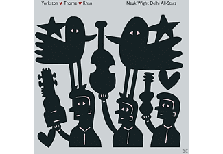 Yorkston / Thorne / Khan - Neuk Wight Delhi All Stars - (CD)