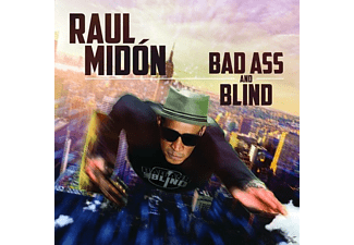 Raul Midon - Bad Ass And Blind - (CD)