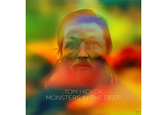 Tom Hickox - Monsters in the Deep - (CD)