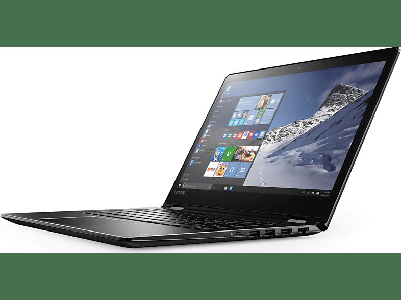 "LENOVO Yoga 510 2in1 eszköz 80VB00C2HV (14"" Full HD touch/Core i5/8GB/1TB/R5 M430 2GB VGA/Windows 10)"