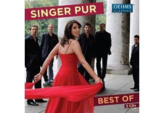 Singer Pur - Best of Singer Pur - (CD)