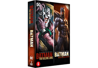 Batman - Bad Blood + The Killing Joke | DVD