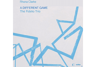 Fidelio Trio - A different Game - (CD)