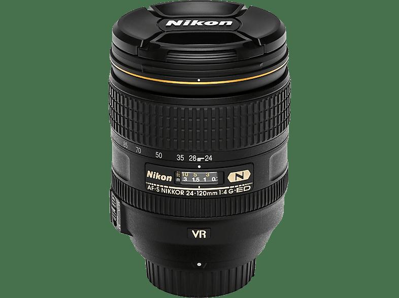 NIKON 24-120mm f/4 G AF-S VR IF ED objektív