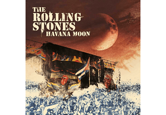 The Rolling Stones - Havana Moon (Limited DVD+BR+2CD Set) [DVD + Blu-ray + CD]