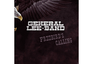 General Lee Band - Freebird's Calling - (CD)