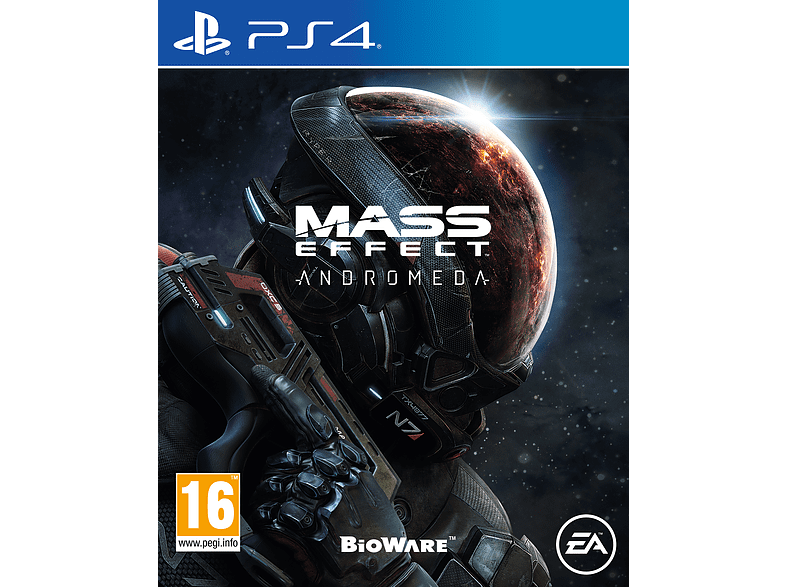 Mass Effect Andromeda PlayStation 4 gaming games ps4 games