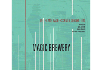 Wolfgang Lackerschmid Connection - Magic Brewery - (CD)