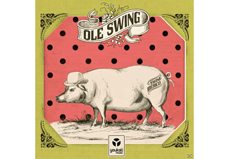Ole Swing - Swing Iberico - (CD)