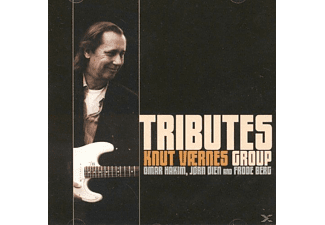 Knut Vaernes Group - Tributes - (CD)