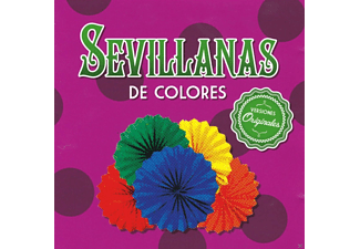 VARIOUS - Sevillanas-Sevillanas De Colores - (CD)