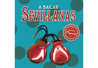 VARIOUS - Sevillanas-A Bailar Sevillanas - (CD)