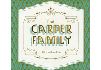 The Carper Family - Old - Fashioned Gal - (CD)
