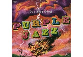 Böse Ding,Das/Klare,Jan - Purple Jazz - (CD)