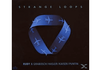 Ruby & Grabosch - Strange Loops - (CD)
