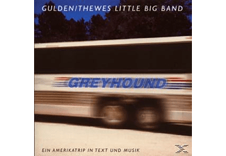 Thewes - Greyhound - (CD)