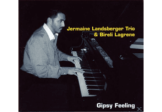 Jermaine Trio Landsberger - Gipsy Feeling - (CD)