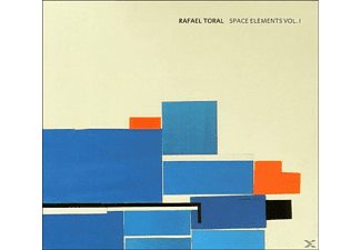 Rafalel Toral - Space Elements 1 - (CD)