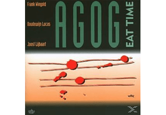 Eat Time - Frank Wingold/Agog - (CD)
