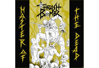 Thrash Bombz - Master Of The Dead - (CD)