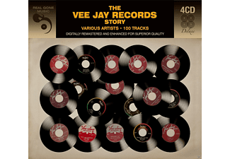 Various - Vee Jay Records Story - (CD)