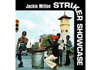 Jackie Mittoo - Striker Showcase - (CD)