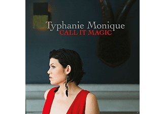 Typhanie Monique - Call It Magic - (CD)