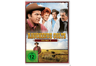 Rauchende Colts - Staffel 2 - (DVD)