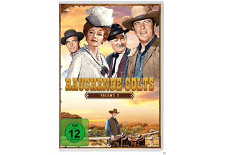 Rauchende Colts - Staffel 3 - (DVD)
