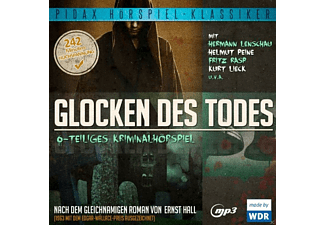 Glocken des Todes - 1 MP3-CD - Krimi/Thriller
